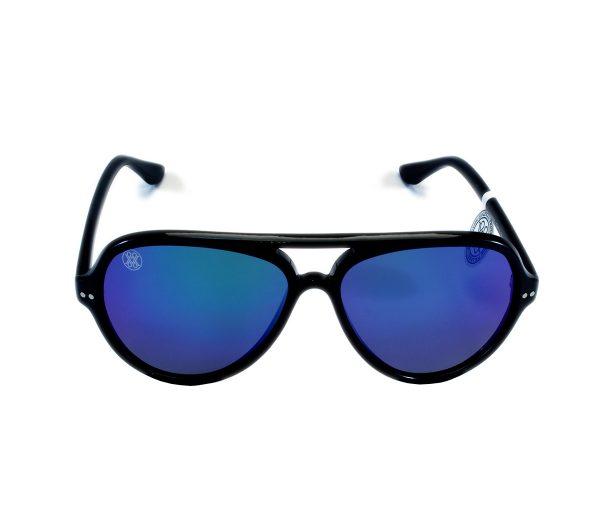 gafa de sol whitewake bandog black blue