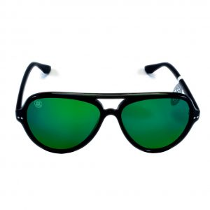 gafa de sol whitewake bandog black green