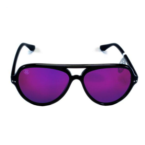 gafa de sol whitewake bandog black purple