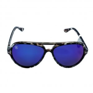 gafa de sol whitewake bandog mottle black blue