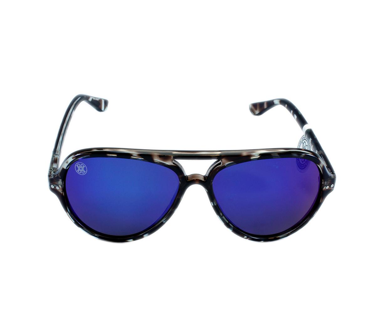 gafa de sol whitewake bandog mottle black blue