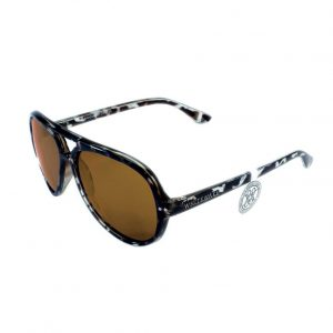 Gafa de sol Whitewake modelo Bandog moteada Black Brown