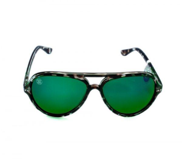 gafa de sol whitewake bandog mottle black green