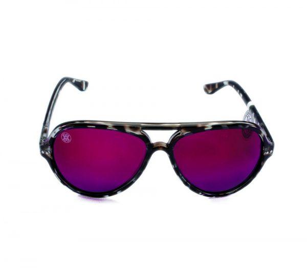 gafa de sol whitewake bandog mottle black purple