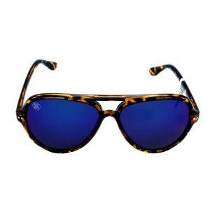 gafa de sol whitewake bandog mottle brown blue