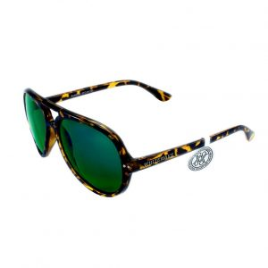 Gafa de sol modelo Bandog moteada Brown Green