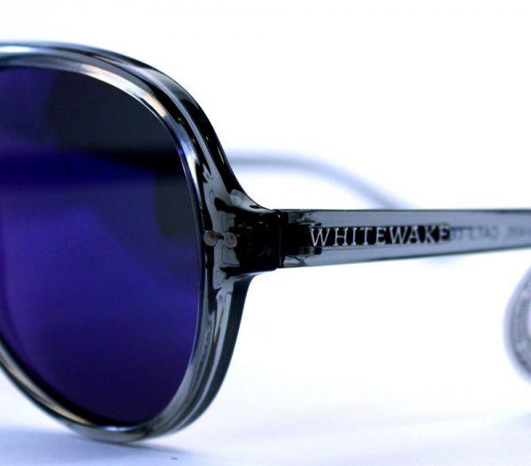 gafa de sol whitewake bandog transgray blue pin