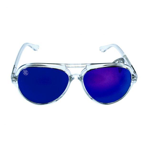 gafa de sol whitewake bandog transp blue