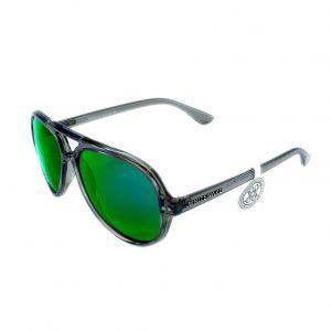 Gafa de sol modelo Bandog transparente Gray Green