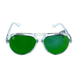 gafa de sol whitewake bandog transp green