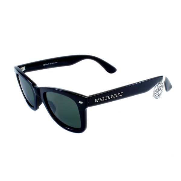 gafa de sol whitewake revolt black black polarized