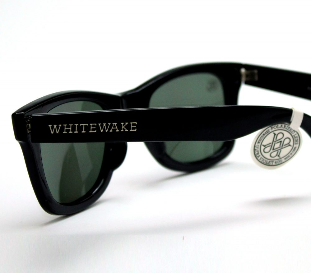 gafa de sol whitewake revolt black black polarized pin