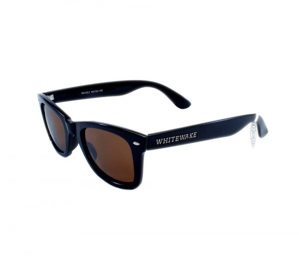 gafa de sol whitewake revolt black brown polarized