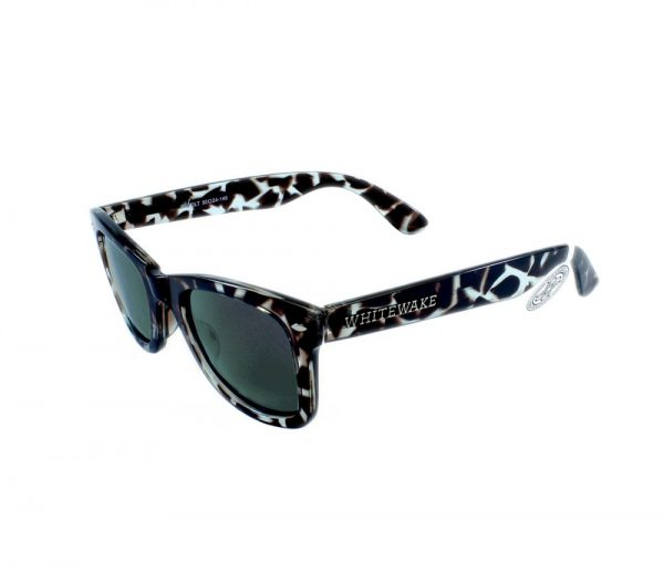 gafa de sol whitewake revolt mottle black black polarized
