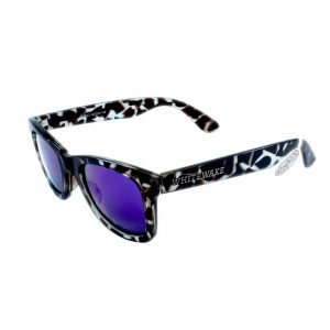 Gafa de sol Whitewake policarbonato Mottle Black Blue Polarized