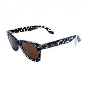 Gafa de sol Whitewake policarbonato Mottle Black Brown Polarized