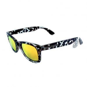 Gafa de sol Whitewake policarbonato Mottle Black Orange Polarized