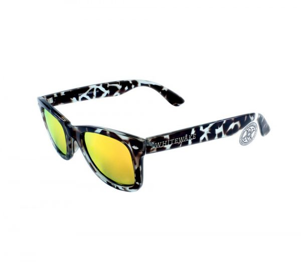gafa de sol whitewake revolt mottle black orange polarized