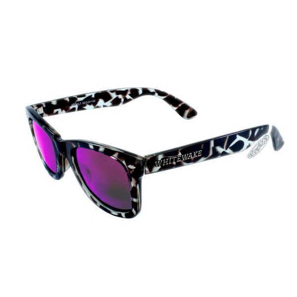 gafa de sol whitewake revolt mottle black purple polarized