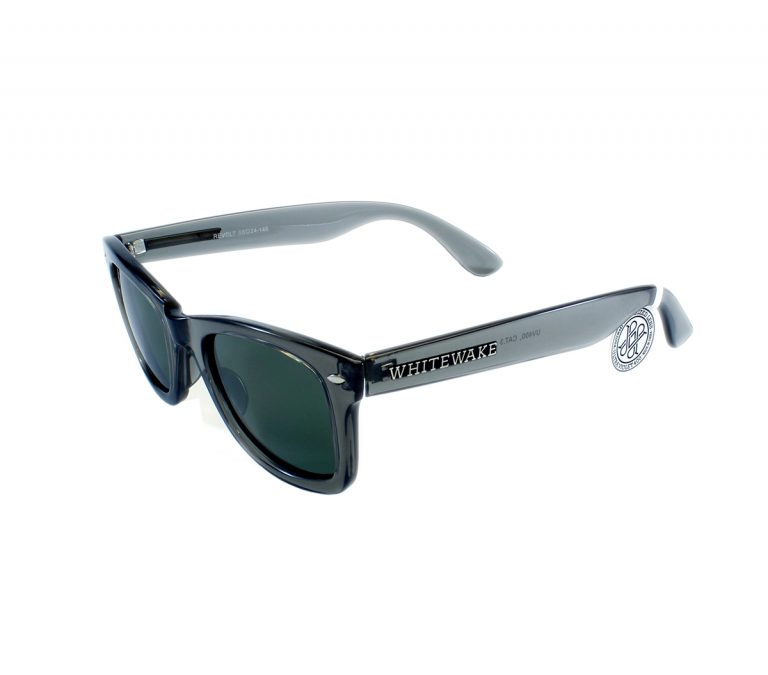 gafa de sol whitewake revolt tranp gray black polarized