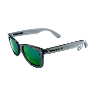 Gafa de sol policarbonato Transp Gray Green Polarized
