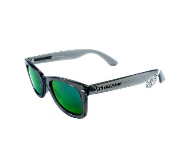 gafa de sol whitewake revolt tranp gray green polarized