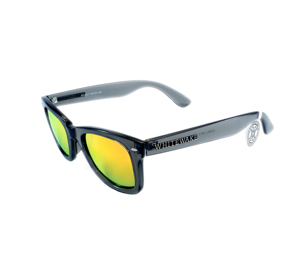 Gafa de sol policarbonato Transp Gray Orange Polarized