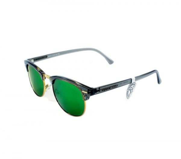 gafa de sol whitewake sixty transp gray green polarized