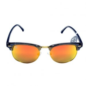 gafa de sol whitewake sixty transp gray orange polarized frente